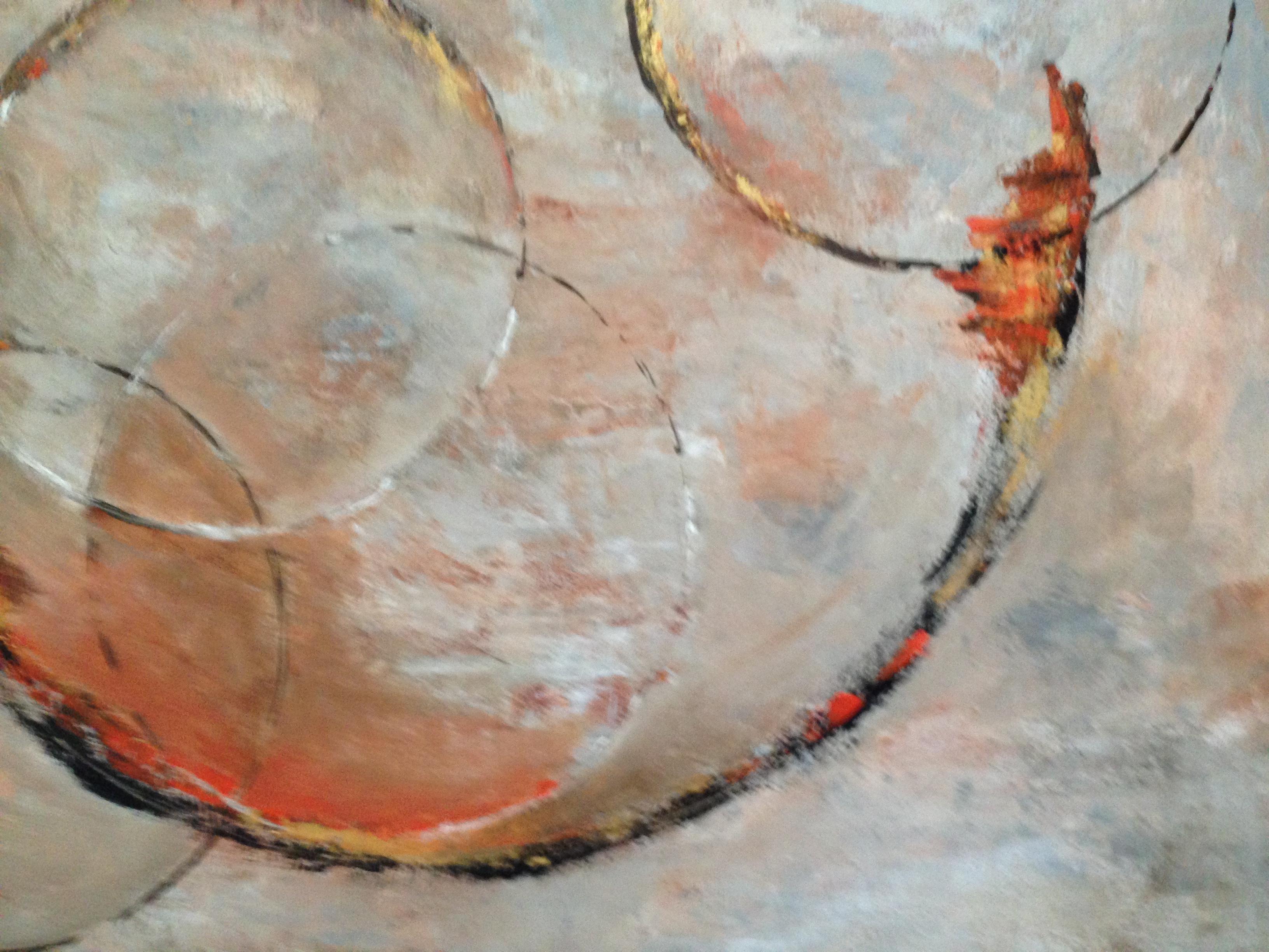 Verwonderlijk Abstract schilderen (dinsdagmorgen) - De Krekul EP-63